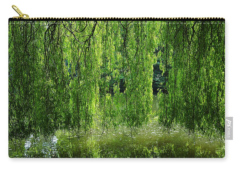 Countryside Carry-all Pouch featuring the photograph Amazing Tree by Svetlana Sewell