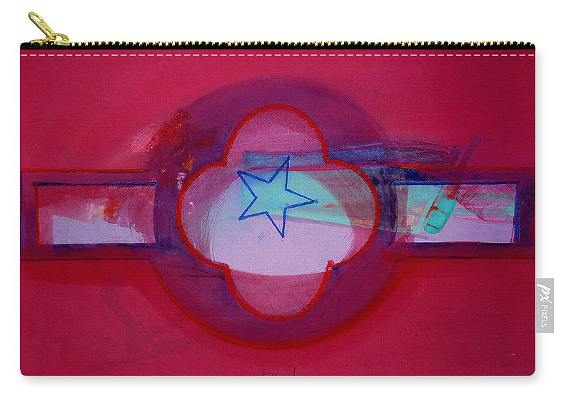 Star Carry-all Pouch featuring the painting American Star Of The Sea by Charles Stuart