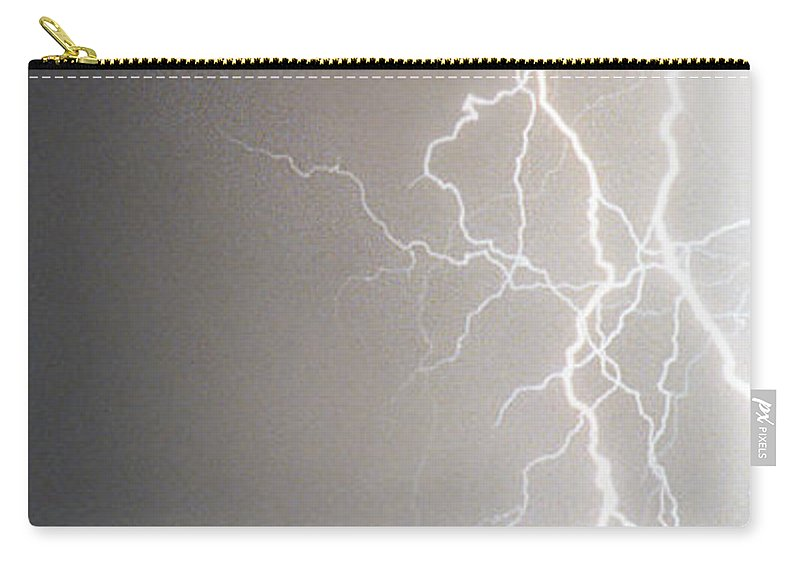 Usa Carry-all Pouch featuring the photograph American Storm by James BO Insogna