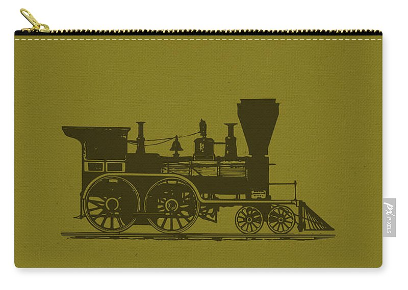 Anna Karenina Carry-all Pouch featuring the mixed media Anna Karenina By Leo Tolstoy Greatest Books Ever Series 024 by Design Turnpike