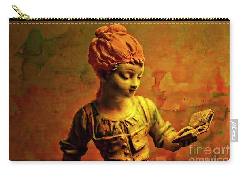 Anne Carry-all Pouch featuring the photograph Anne Of Green Gables IIi by Al Bourassa