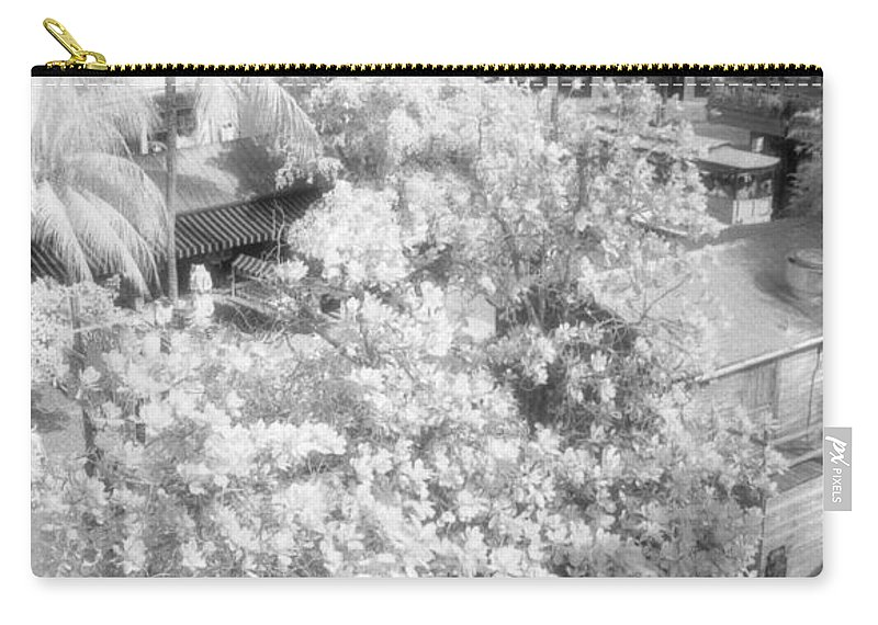Key West Carry-all Pouch featuring the photograph Another View by Richard Rizzo