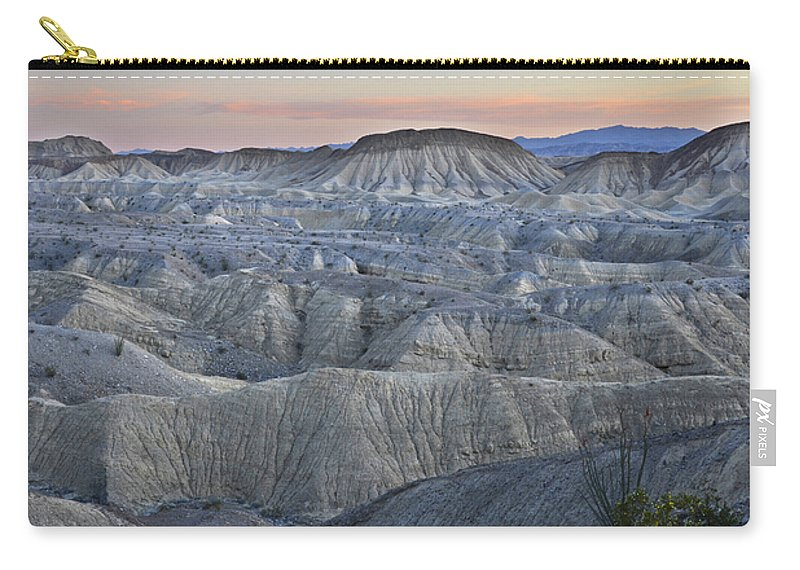 California Carry-all Pouch featuring the photograph Anza Borrego by Bob Christopher