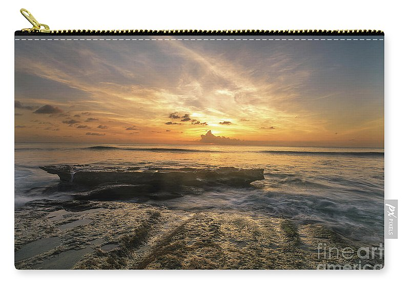 2017 Carry-all Pouch featuring the photograph Apogee by Hugh Walker