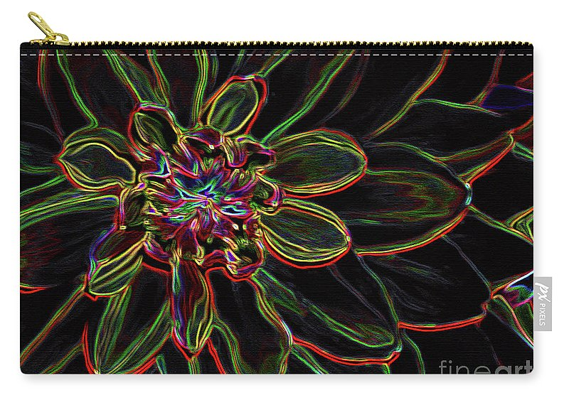 Fine Art Photography Carry-all Pouch featuring the photograph Arabian Nights by Patricia Griffin Brett