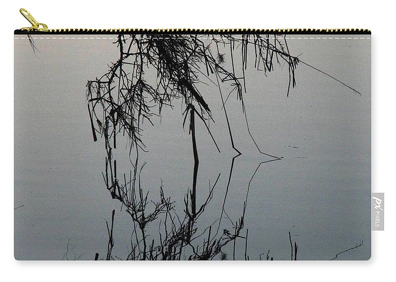 Arbor Carry-all Pouch featuring the photograph Arbor Reflections by J M Farris Photography