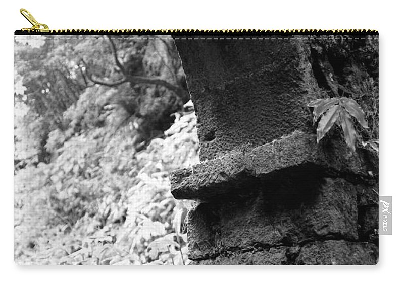 Arc Carry-all Pouch featuring the photograph Arc by Gaspar Avila