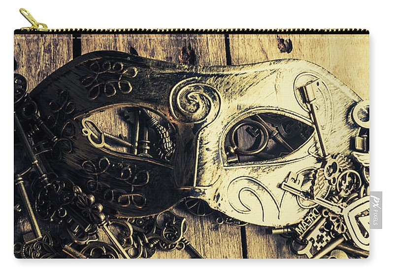 Old Carry-all Pouch featuring the photograph Aristocratic Social Affairs by Jorgo Photography - Wall Art Gallery