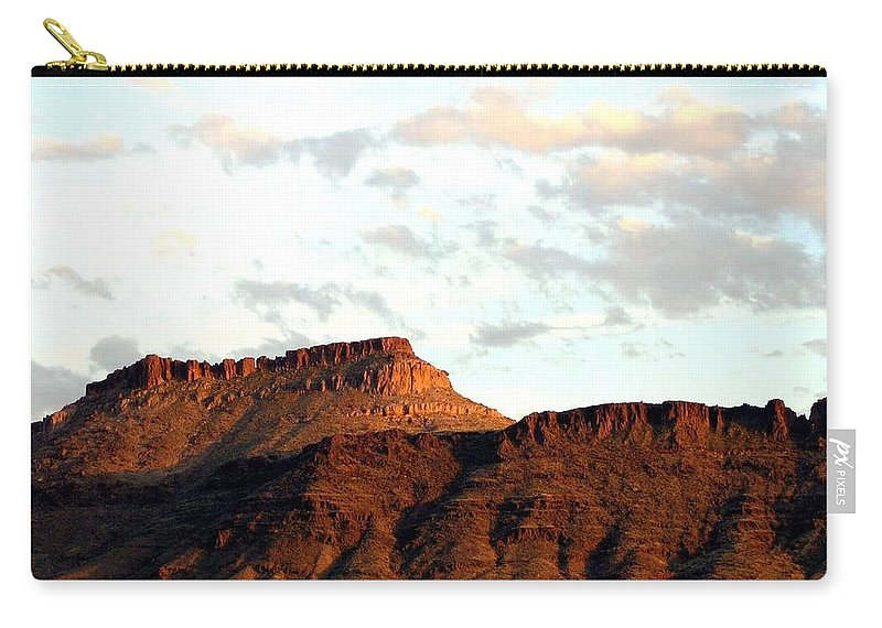 Arizona Carry-all Pouch featuring the photograph Arizona 1 by Will Borden
