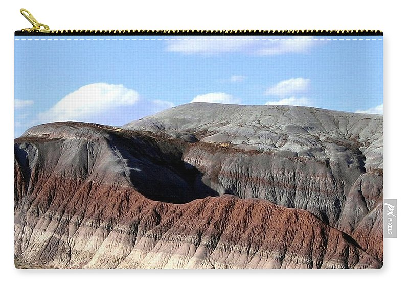 Arizona Carry-all Pouch featuring the photograph Arizona 16 by Will Borden