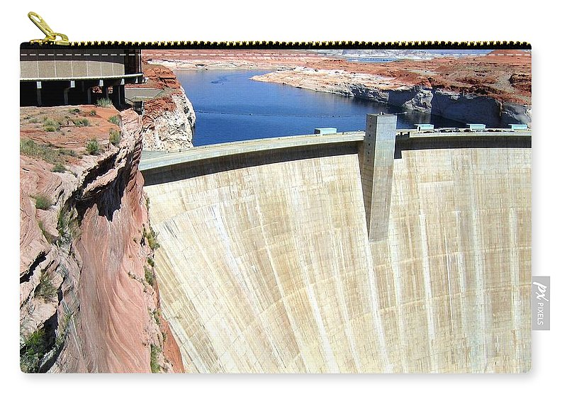 Arizona Carry-all Pouch featuring the photograph Arizona 20 by Will Borden