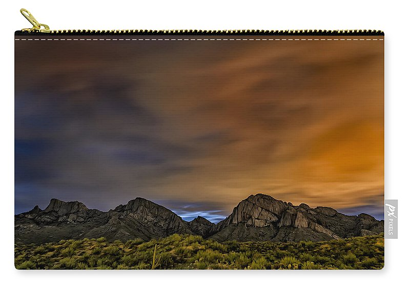 Mark Myhaver 2014 Carry-all Pouch featuring the photograph Arizona Ice Tea No.2 by Mark Myhaver