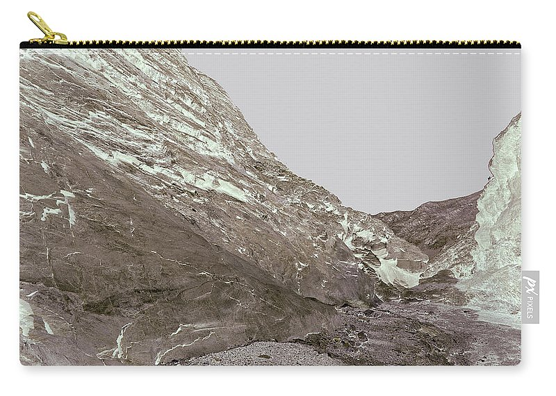 Art Photography Carry-all Pouch featuring the photograph Art Print Canyon 14 by Harry Gruenert