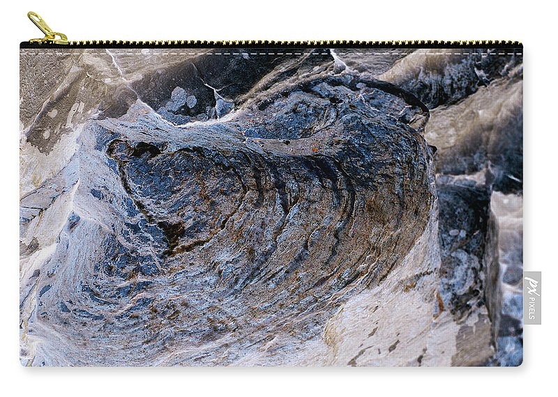 Art Photography Carry-all Pouch featuring the photograph Art Print Canyon 17 by Harry Gruenert