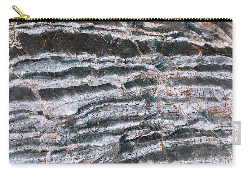 Art Photography Carry-all Pouch featuring the photograph Art Print Canyon 18 by Harry Gruenert