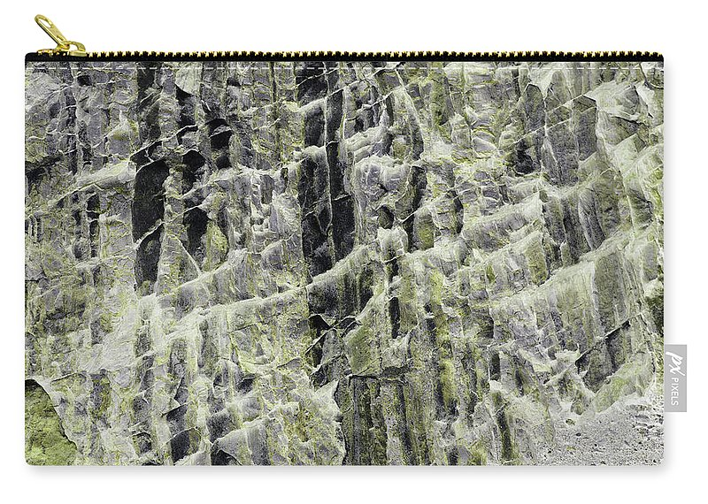 Art Photography Carry-all Pouch featuring the photograph Art Print Canyon 19 by Harry Gruenert
