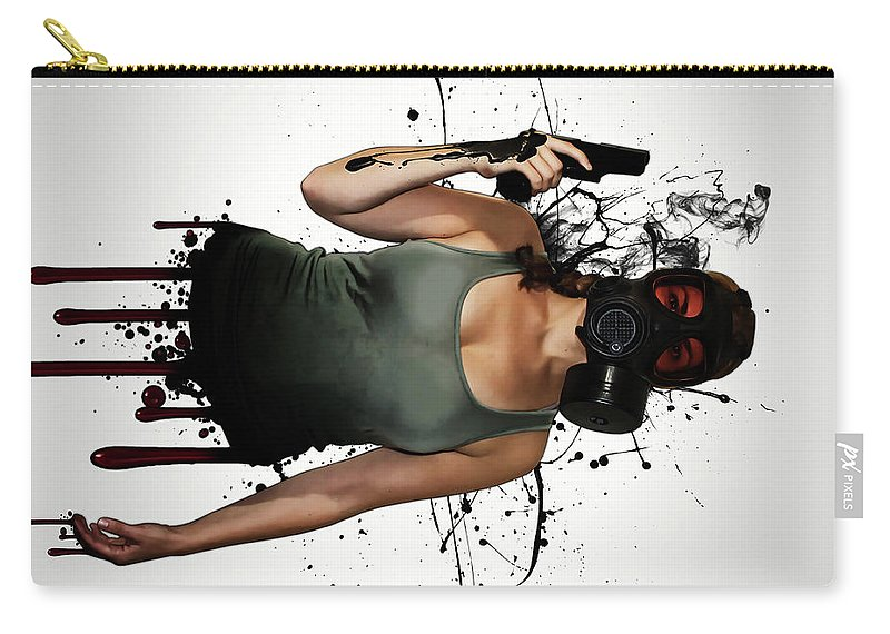 Bellatrix Carry-all Pouch featuring the photograph Bellatrix by Nicklas Gustafsson