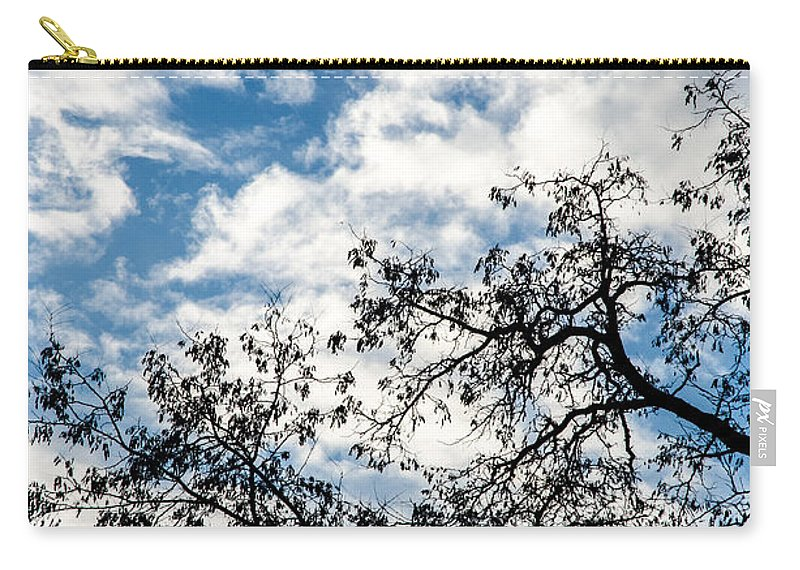 Sky Carry-all Pouch featuring the photograph Ascending To Infinity by Andrea Mazzocchetti