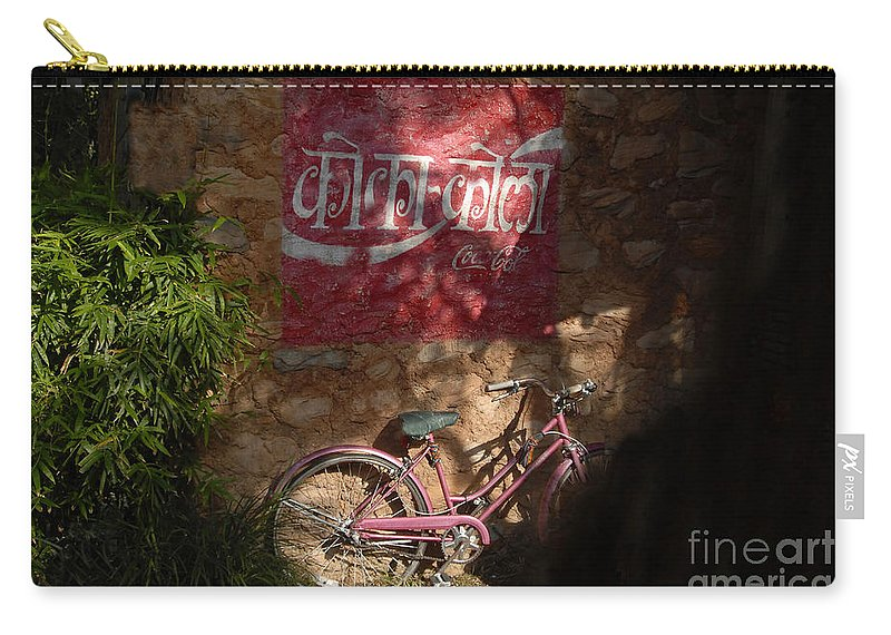 Asia Carry-all Pouch featuring the photograph Asia by David Lee Thompson