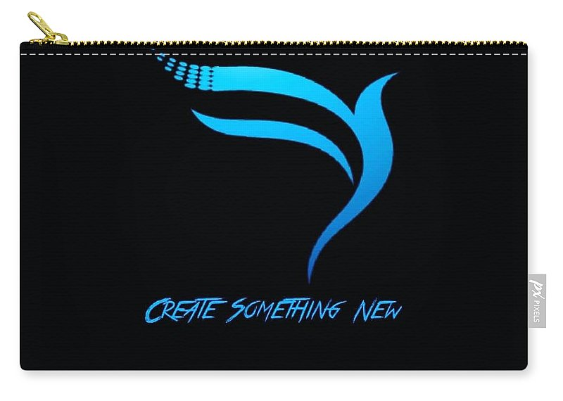 Creative Carry-all Pouch featuring the digital art Attrunshka by Anant Prakash