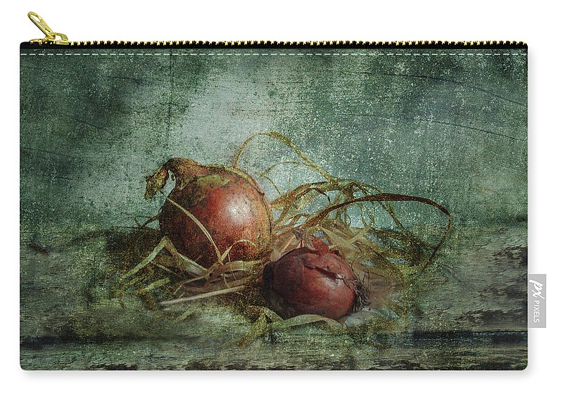 Still Life Carry-all Pouch featuring the photograph Autumn Harvest by larisa Fedotova