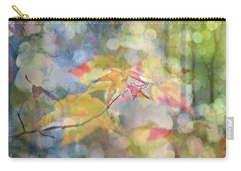 Autumn Carry-all Pouch featuring the photograph Autumn Light by Rennie Marie Nease