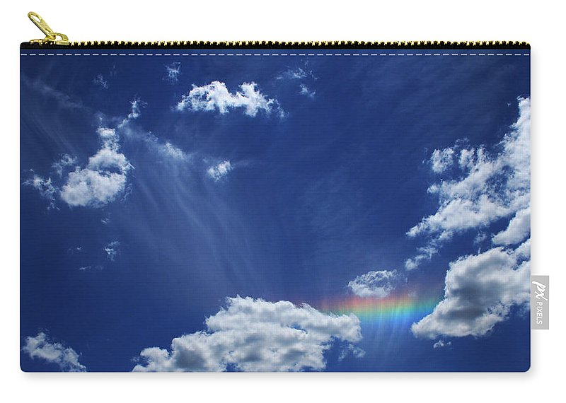 Nature Carry-all Pouch featuring the photograph Awaken by Linda Sannuti