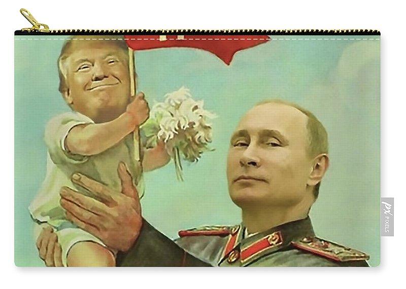 Image result for trump baby putin