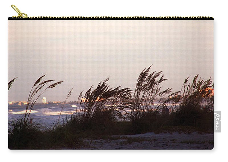 Back To The Shores Carry-all Pouch featuring the photograph Back To The Shores by Susanne Van Hulst