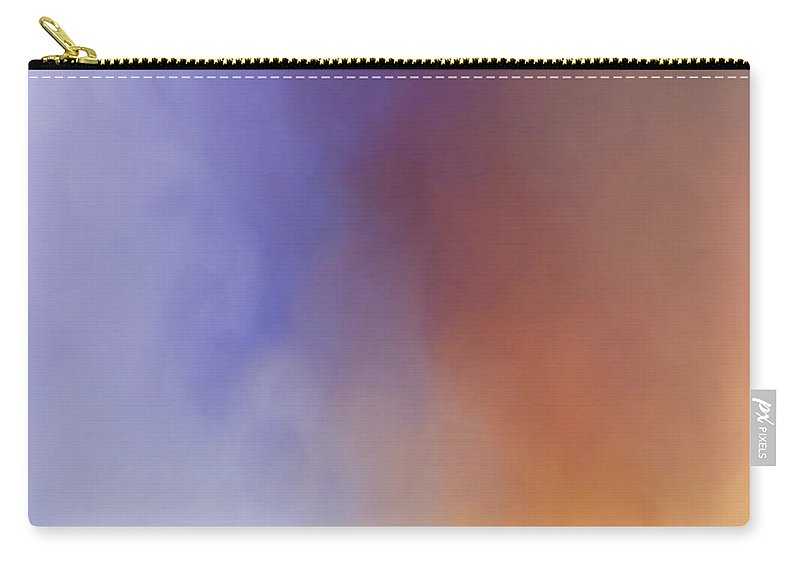 Background Carry-all Pouch featuring the digital art Background No.12 by Abdulaziz Butaiban