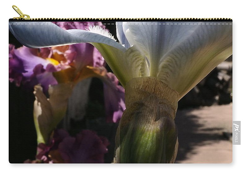 Landscape Carry-all Pouch featuring the photograph Backyard 4 by Richard Thomas