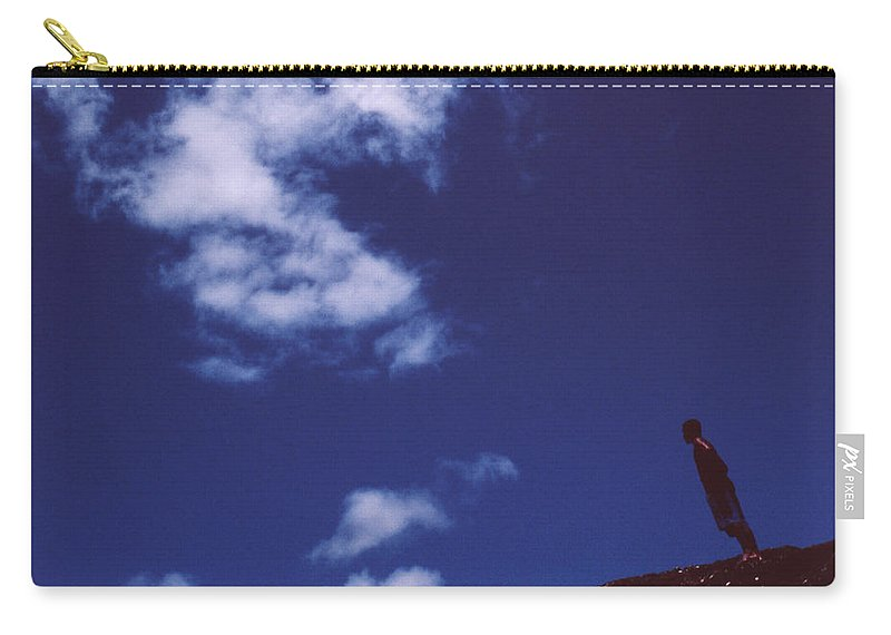 Bahia Carry-all Pouch featuring the photograph Bahia by Patrick Klauss