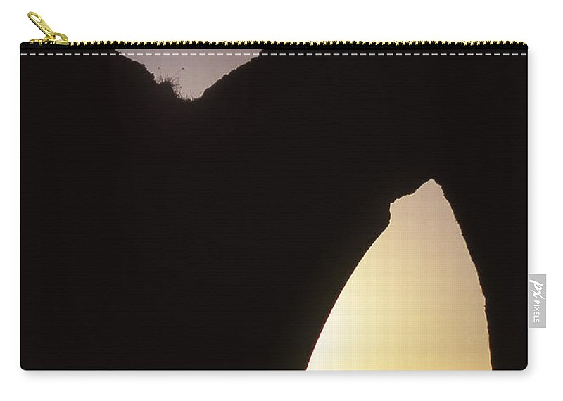 Bahia Carry-all Pouch featuring the photograph Bahian Sunset by Patrick Klauss