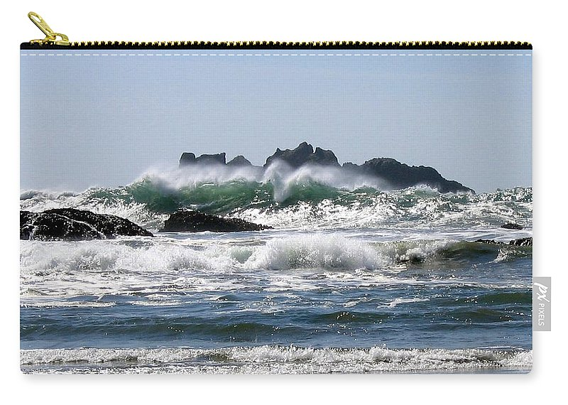 Bandon Carry-all Pouch featuring the photograph Bandon 20 by Will Borden