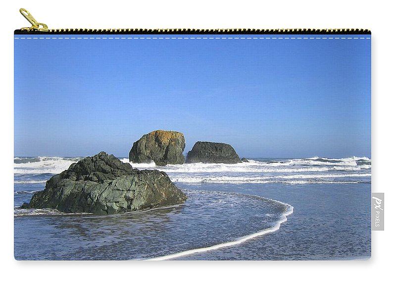Bandon 5 Carry-all Pouch featuring the photograph Bandon 5 by Will Borden