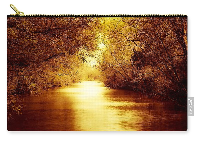 Swamp River Chris Frasier Carry-all Pouch featuring the photograph Bayou Heaven by Chris Frasier
