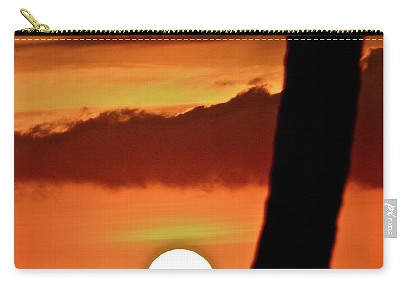 Sun Carry-all Pouch featuring the photograph Beautiful Baja by Diana Hatcher