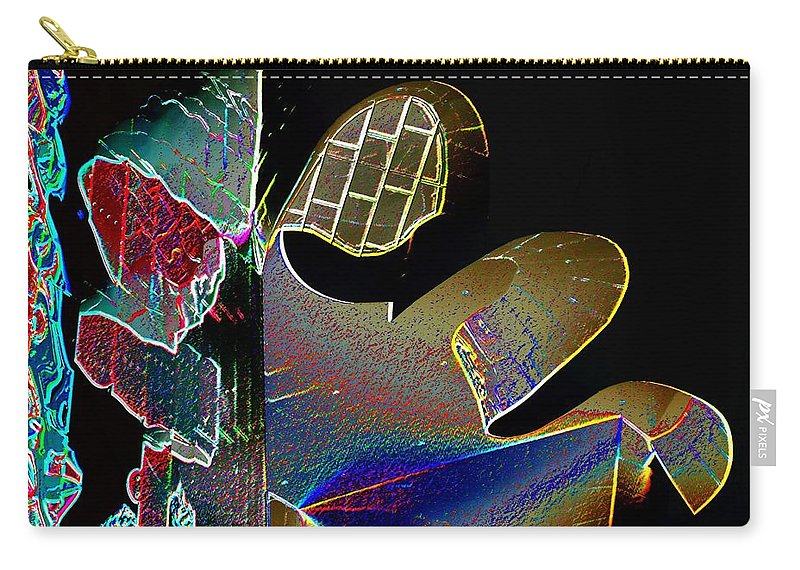 Music Carry-all Pouch featuring the photograph Beauty Of Music by Tim Allen