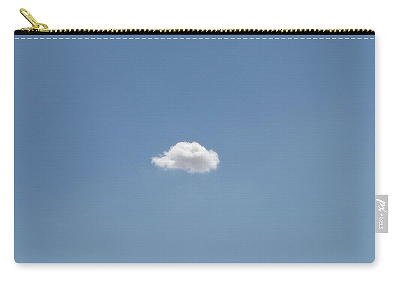 Clouds Carry-all Pouch featuring the photograph Beginnings by Marna Edwards Flavell