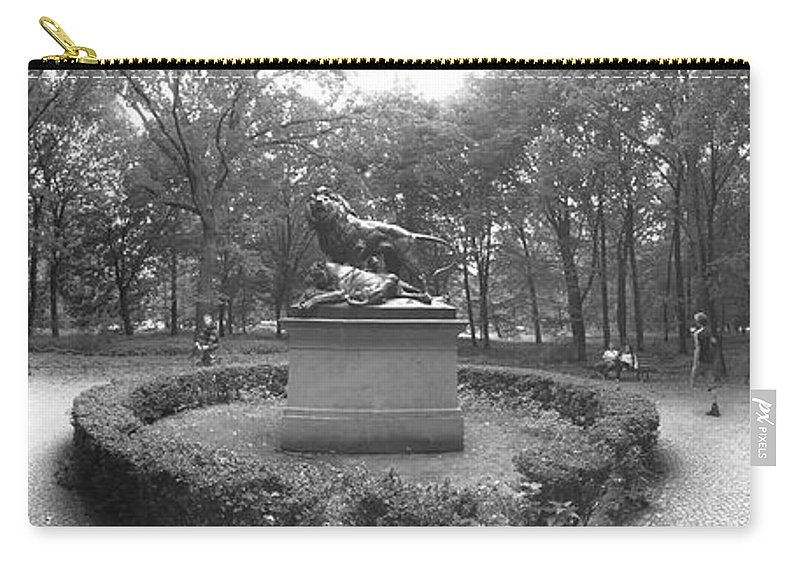 Carry-all Pouch featuring the photograph Berlin by Stephen Settles