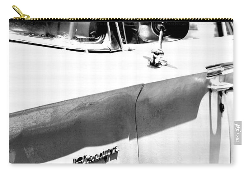 Biscayne Carry-all Pouch featuring the photograph Biscayne by Amanda Barcon
