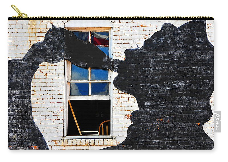 Photography Carry-all Pouch featuring the photograph Black Betty by Skip Hunt