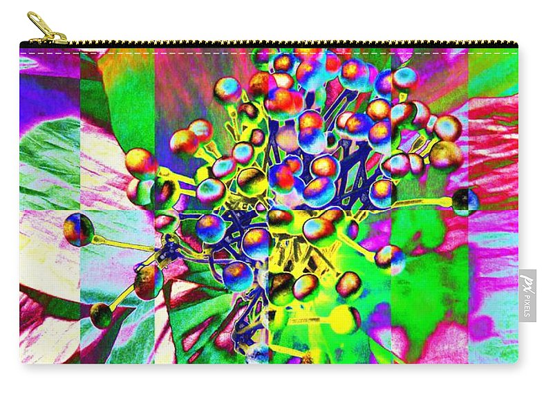 Bloom Carry-all Pouch featuring the photograph Blooming Delightful by Tim Allen