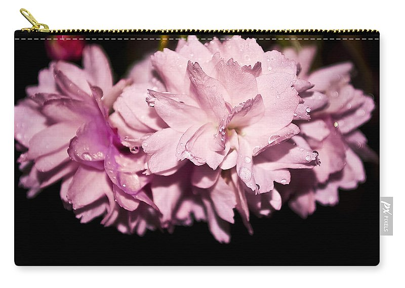 Flower Carry-all Pouch featuring the photograph Blossom by Svetlana Sewell