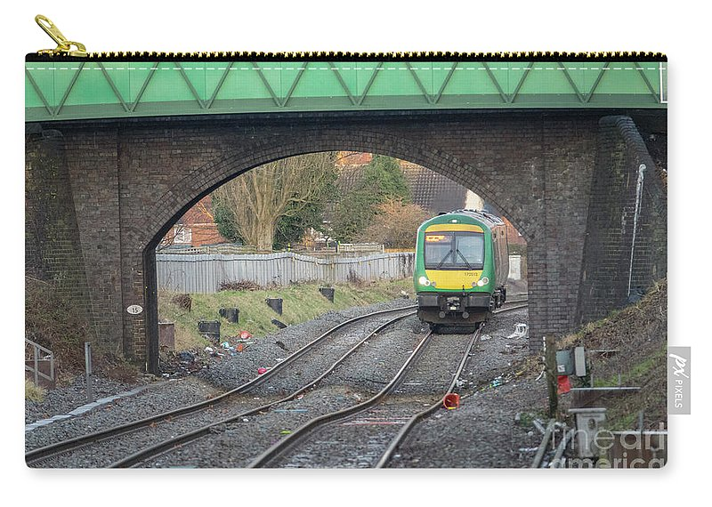 Bloxwich Carry-all Pouch featuring the photograph Bloxwich Dip by Rob Hawkins
