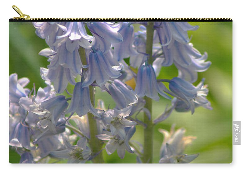 Bluebell Carry-all Pouch featuring the photograph Bluebell by Chris Day