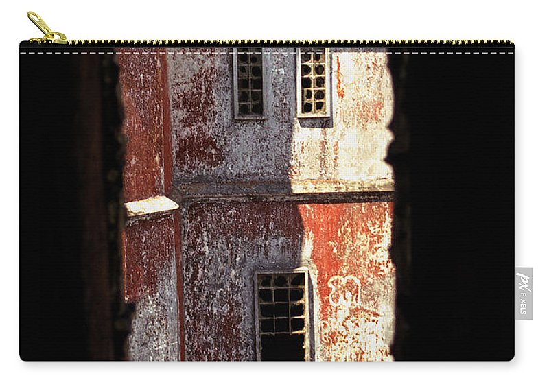 Bokor Carry-all Pouch featuring the photograph Bokor by Patrick Klauss