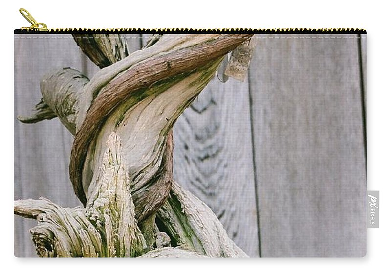 Tree Carry-all Pouch featuring the photograph Bonsai by Dean Triolo