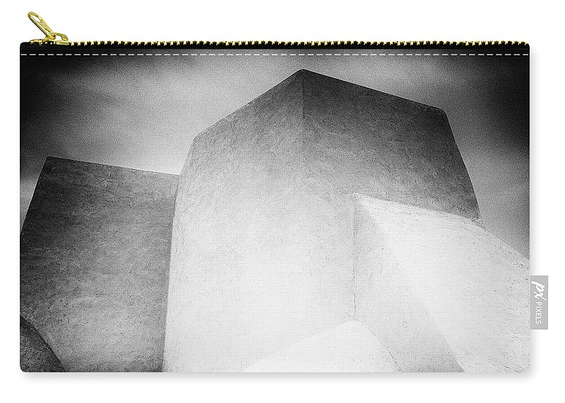 Carry-all Pouch featuring the photograph Both Spirits by Timothy Princehorn
