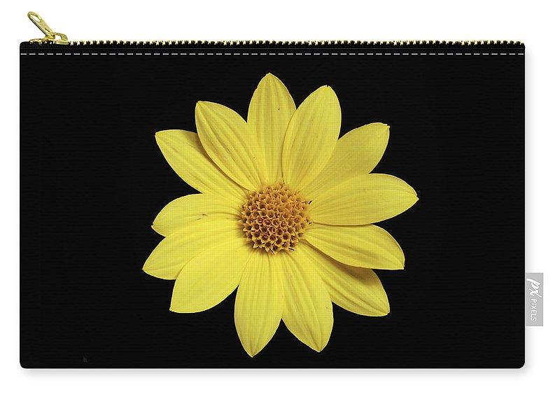 Flowers Carry-all Pouch featuring the photograph Bp10 by Krisjan Krafchak